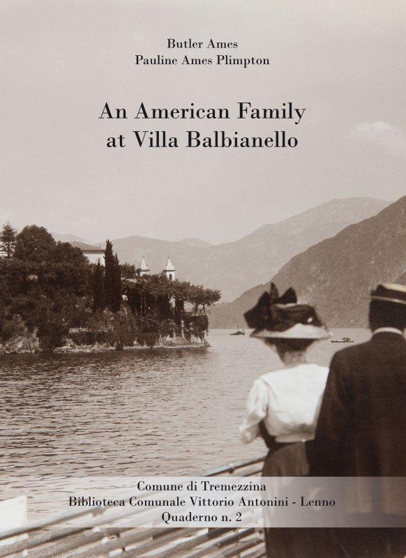 An american family at Villa Balbianello