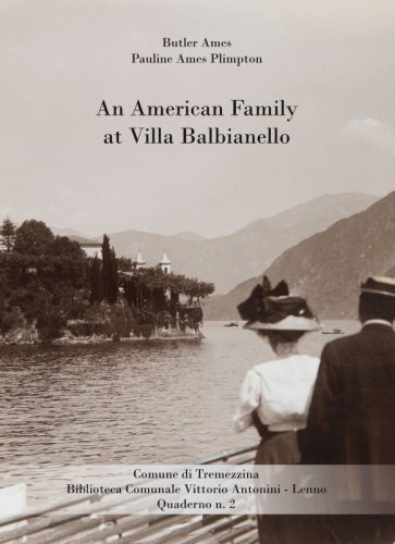 An american family at Villa Balbianello